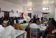 Formation des cantonniers dans la Commune d\'Analaroa