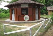 centre d\'information sur le site touristique et archéologique de Mahilaka